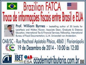 Brasil FATCA Lecture